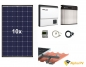 Mobile Preview: 3 KW PV Komplettanlage Paket mit Batterie LG 3.3