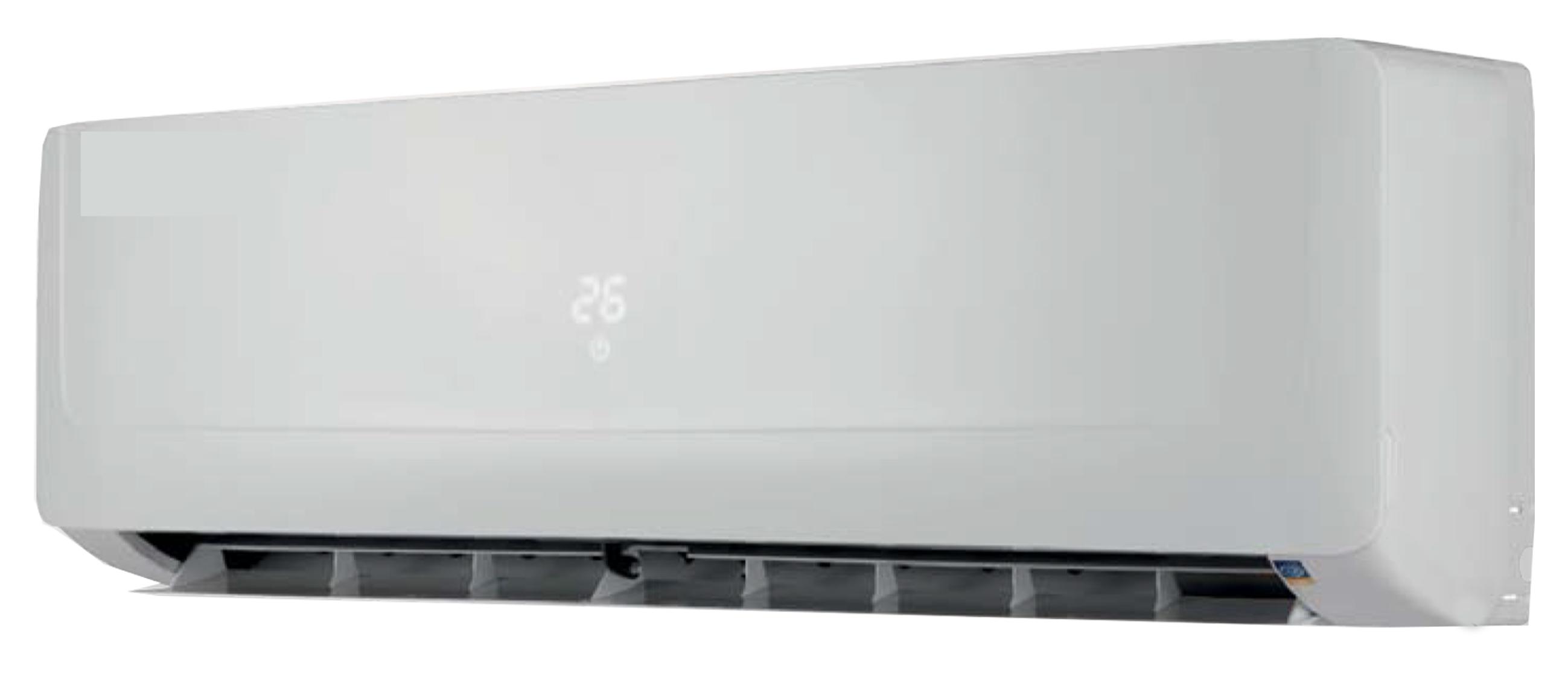 Alpha Solar   Klimaanlage für Heizung und Kühlung Split Level inkl. 620 Watt Balkonkraftwerk